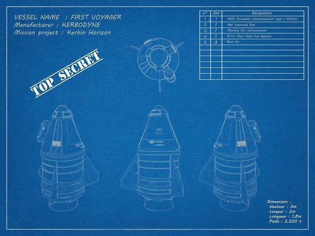 Rocket Kerbal X Blueprint Kerbal Space Program spaceship d wallpaper - new blueprint program online
