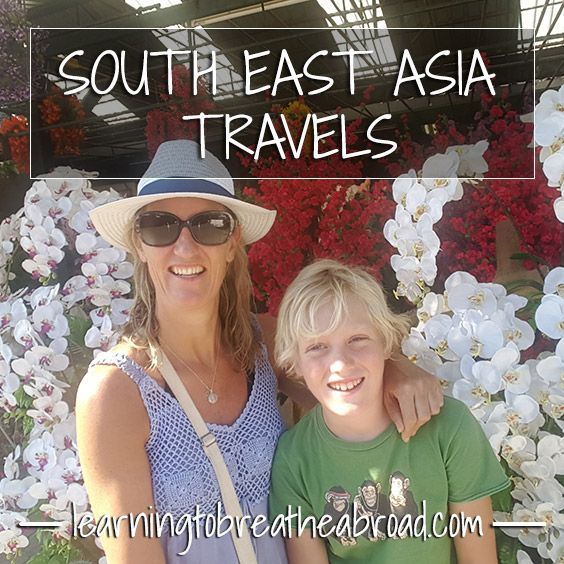 Our adventures, travel advice, destination articles and backpacking tips for exploring South East Asia including Thailand, Myanmar, Cambodia, Laos and Vietnam