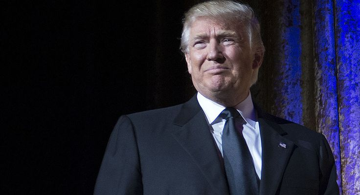 Feds fight suit over foreign payments to Trump