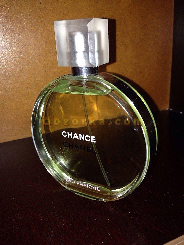 Chanel Chance Eau Fraiche Свежие веяния несравненой Шанель