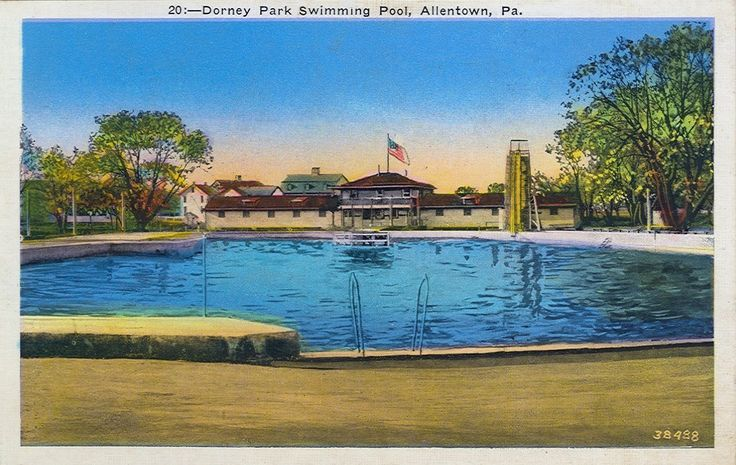 115 best dorney park 39 s first century 1884 to 1984 images - Cedar beach swimming pool allentown pa ...
