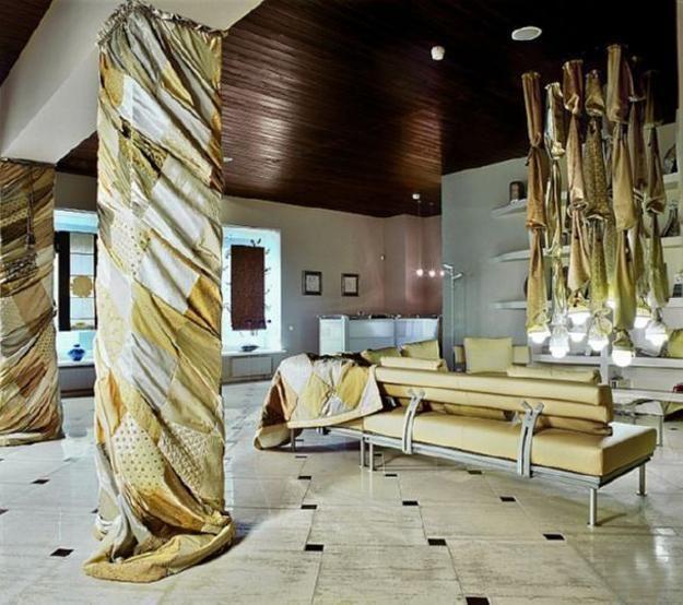 Best 25 column design ideas on pinterest column lights for Decorative columns interior ideas