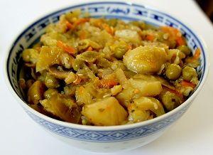 Vegetarmat, oppskrifter: Sunne og proteinrike vegetarmiddager, vegetar frokost, rask vegetarmat, belgvekster, gryter, supper, salater, dressinger, TVP. tofu, fullkorn