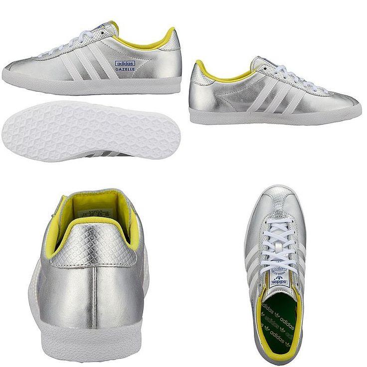 tênis adidas gazelle og wc prata feminino promoção