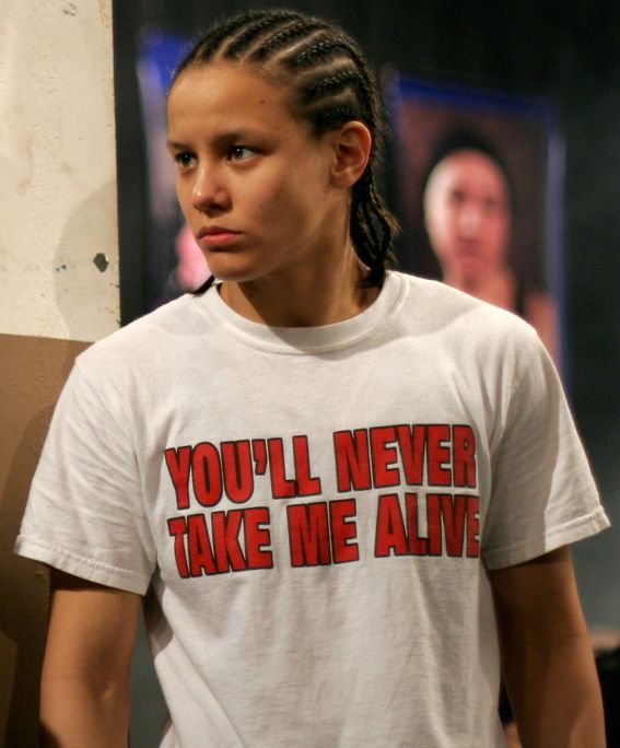 PY GEAR™: YOU'LL NEVER TAKE ME ALIVE as seen on MMA Fighter ...