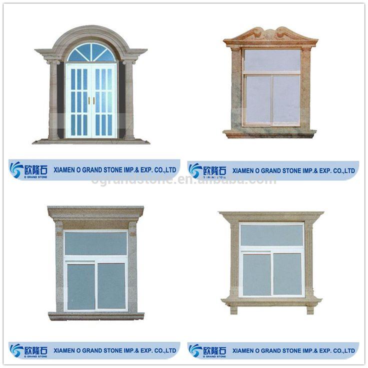 Exterior Window Moulding Designs. Elegant Best Window Casing ...