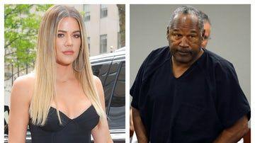 Khloe kardashian oj simpson biological father