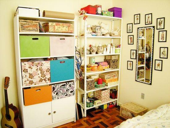 Organização simples e eficiente! (fonte: desconhecida)