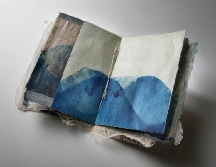 Sample book by Yuko Kimura.