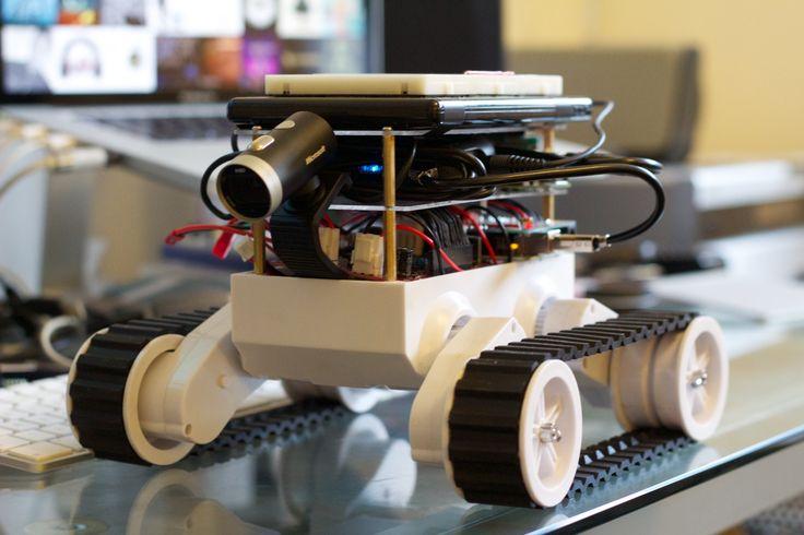 mars rover arduino - photo #20