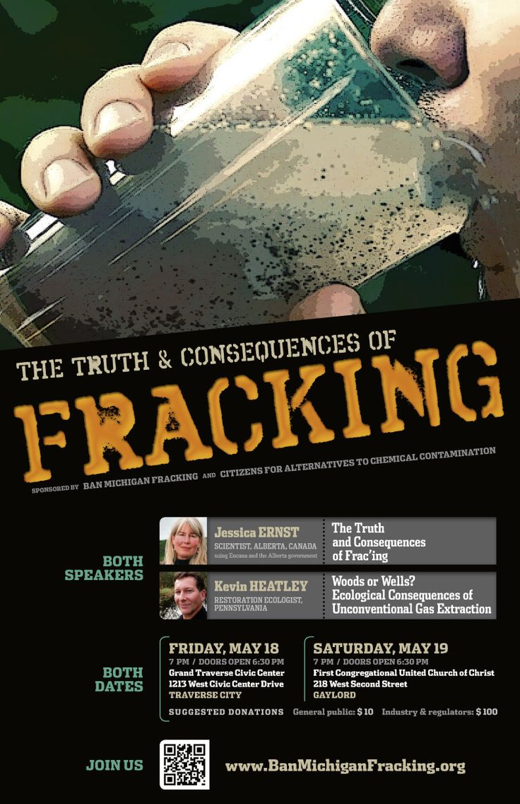 "30 years from now we will say ""Remember Fracking?"""