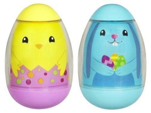 81 best toddler easter ideas images on pinterest easter ideas playskool weebles spring basket 2 pack yellow chick and blue bunny by hasbro http easter gifts negle Gallery