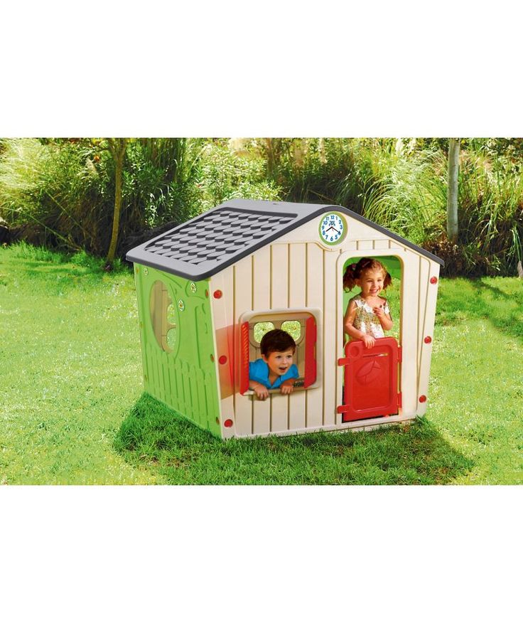 Buy Chad Valley Wendy House - Multicoloured at Argos.co.uk - Your Online Shop for Tents, playhouses and tunnels, Playhouses.
