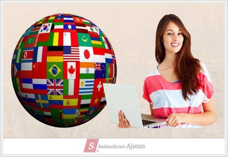 #YabancıDilSeslendirme ekibimiz ile tüm dillerde yabancı dil Dublaj , yabancı dil Reklam Tanıtım, yabancı dil anons yabancı dil bay ve bayan seslendirmenler http://seslendirmeajansi.com/yabanci_dil_seslendirme veya #02163447753 'lu Numaradan Bizimle İletişime Geçebilirsiniz.