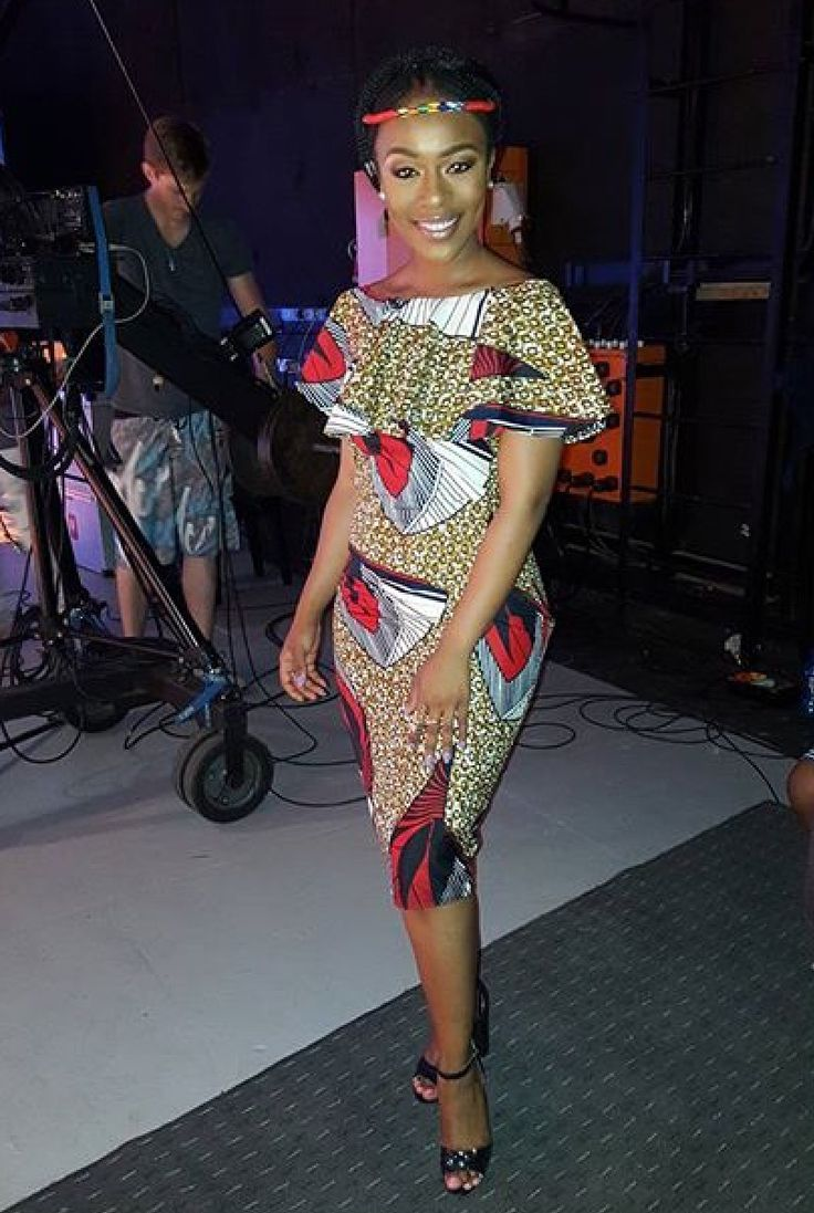 25+ Best Ideas About Ankara Dress On Pinterest