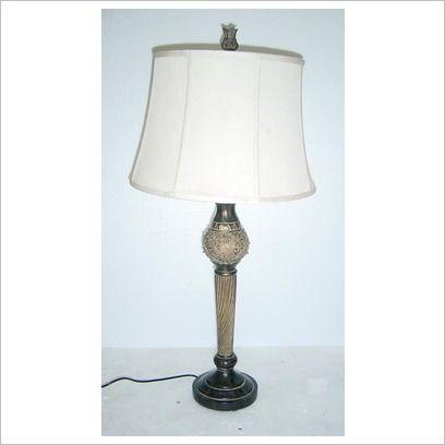 Acorn Style Floor Lamp Constance & Co. | Wayfair