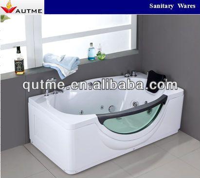 Corner Walk In Bathtub With Shower Tub Shower Combo Small Bathtub Ab 026 Bu