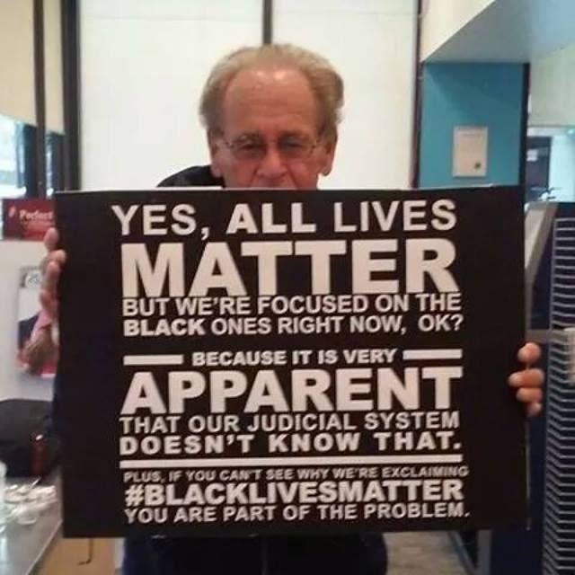 Do Black Lives Truly Matter?