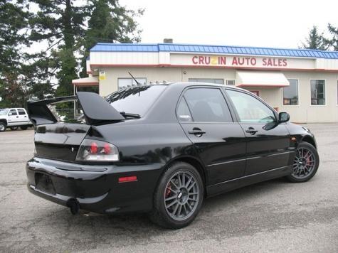 Price: $18,995  Good Deal?  2006 Mitsubishi Lancer Evolution IX For Sale