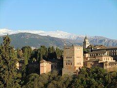 Granada, España, Arquitectura, Andalucía