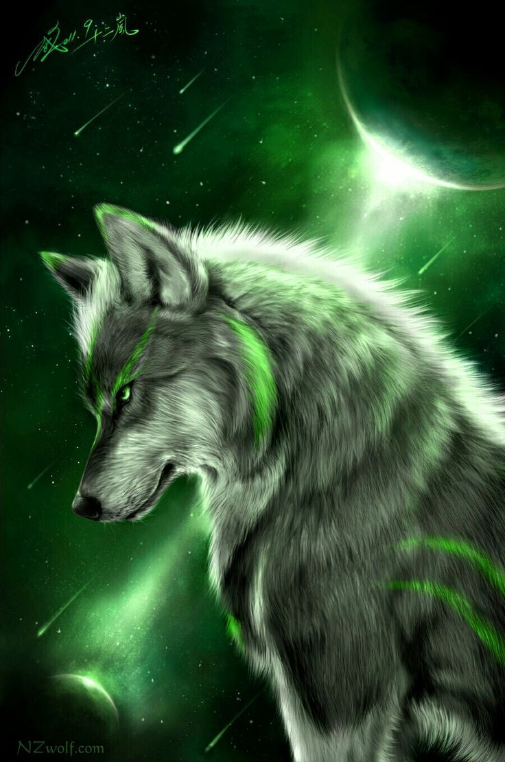 Pin by Dora Dis on Fantasy wolves in 2019 | Wolf wallpaper ...