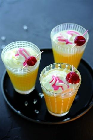 Cocktail sans alcool - Larousse Cuisine  Vous pourrez déguster ce cocktail plein de fraîcheur et de délicatesse sans modération !