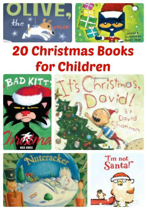 20 Marvelous Christmas Picture Books for Children | The Jenny Evolution