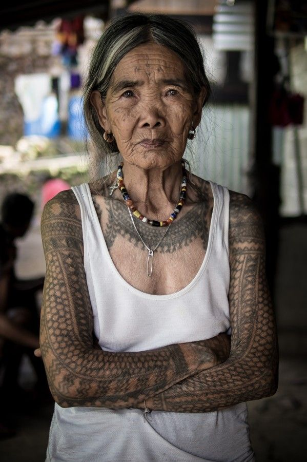 Whang-od -- the last kalinga tatooist in the Philippines
