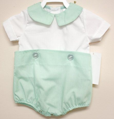291484- 2 Piece Baby Boy Clothes and Button-On Pants
