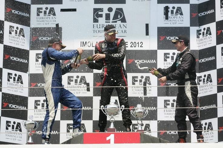 Podium race 1