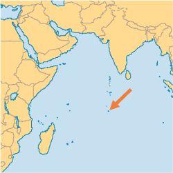 Pray for British Indian Ocean Territory.