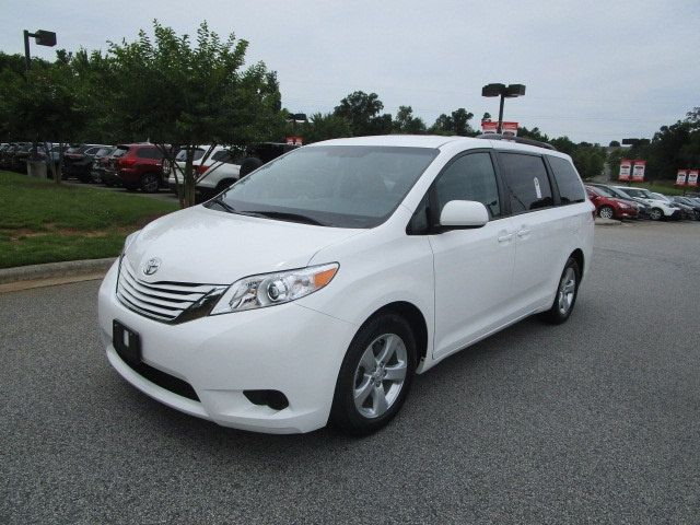 Used Cars | Used 2016 Toyota Sienna For Sale | 5TDKK3DC8GS724776 | Modern Toyota | Winston Salem NC