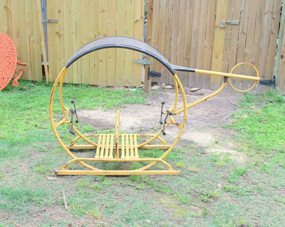 Vintage Childrens Helicopter Playground by RecycledSalvage on Etsy, $899.99