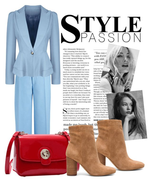 """""""Untitled #30"""" by siggan22 on Polyvore featuring Joseph, Sam Edelman and WithChic"""