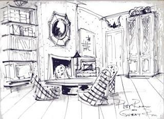 Albert Hadley room
