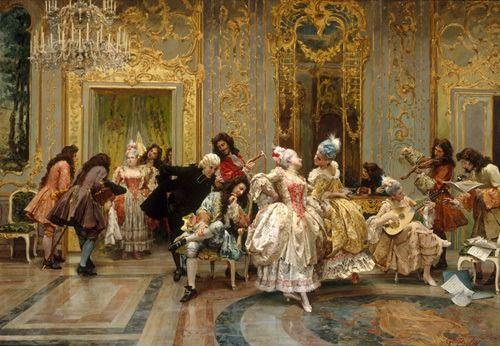 The Dance by Gioacchino Pagliei