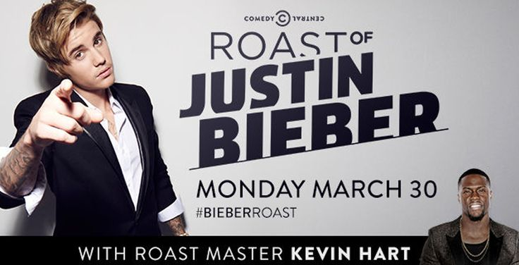 """SNL"" Cast Member Pete Davidson Joins Roasters For The ""Comedy Central Roast Of Justin Bieber"""