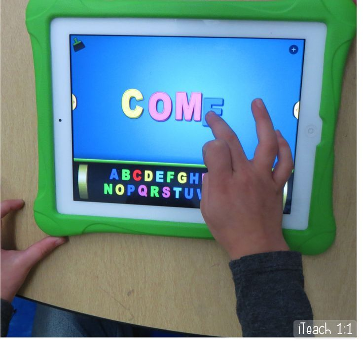 iTeach 1:1: iPad Apps and Activities for Sight Word Practice !