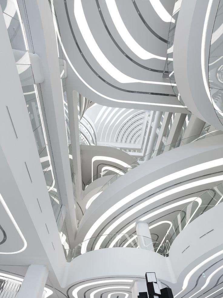 Galleria Centercity by UNStudio (South Korea, 2011)