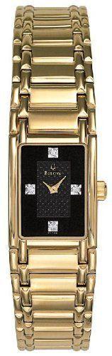 Bulova Women's Bracelet II watch #97Y02 Bulova. $159.99