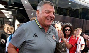 Sam Allardyce to be confirmed as new England manager  live!