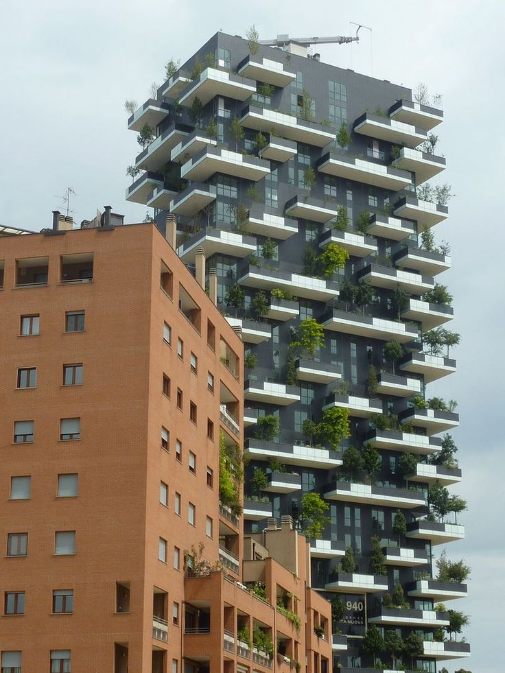 residential towers with terraces - Google Search