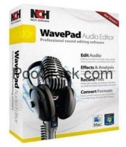 wavepad music editor