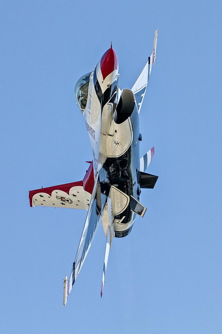 US Air Force Thunderbird