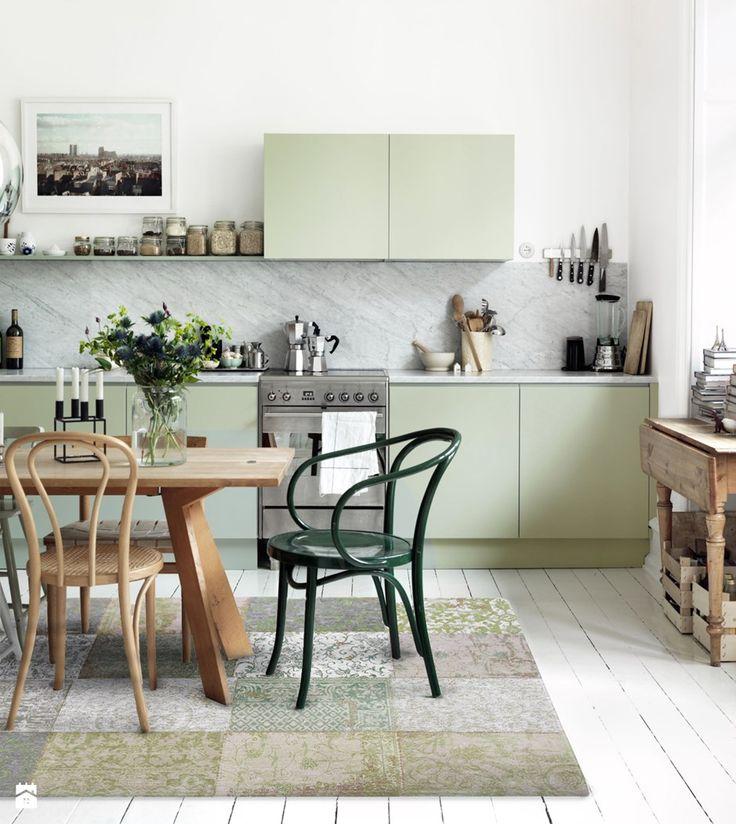 Kuchnia styl Skandynawski - zdjęcie od CARPETS & MORE - Kuchnia - Styl Skandynawski - CARPETS & MORE