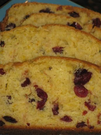 Cranberry-Orange Nut Bread from Food.com:   Got this recipe from King Arthur's Baker Companion, and I'm posting this because a friend wanted this recipe.  It produces such a nice moist loaf!  A must try!