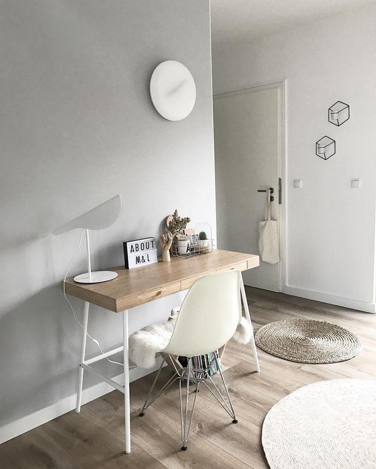 Ikea 'Lillåsen' desk @lenijo