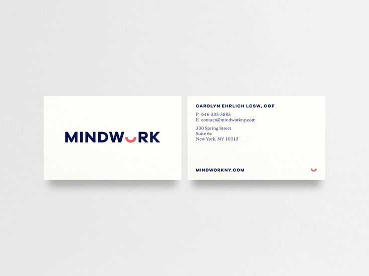 Mind Work — Christopher Doyle & Co.
