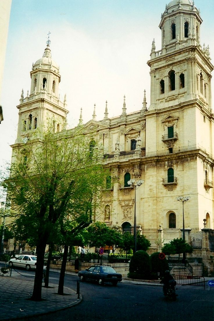 Cathedral of Jaen, Spain