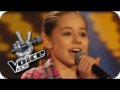 Lena Meyer Landrut - Satellite (Olivia) | The Voice Kids 2013 | Blind Audition | SAT.1 - YouTube
